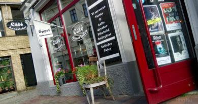 Café Annorledes