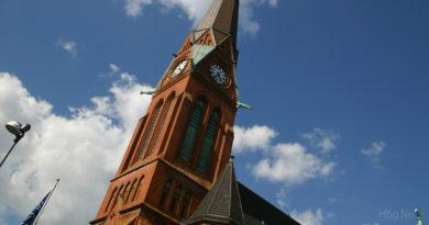 Gustav Adolf kyrka Helsingborg