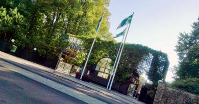 Sofiero slott och slottsträdgård – Helsingborg