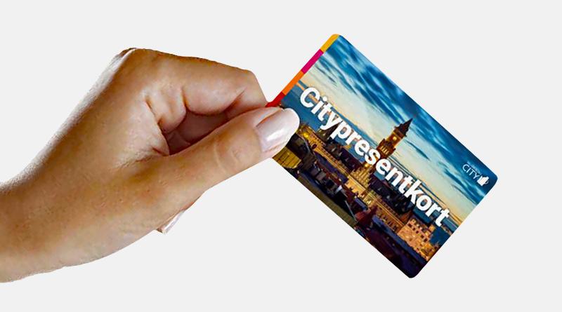 Helsingborg City - citypresentkort