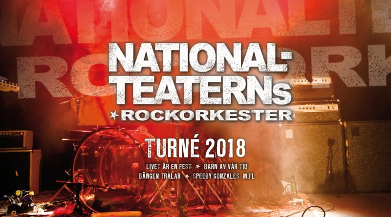 Nationalteaterns Rockorkester & Plura – 30 juni