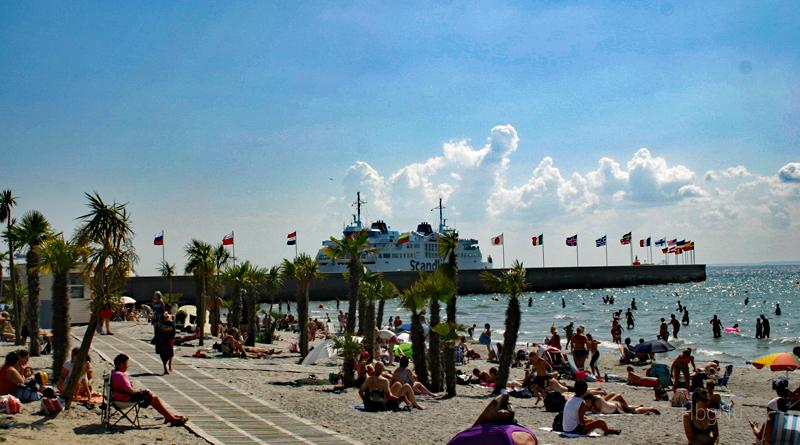 Tropical Beach - Helsingborg