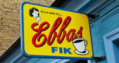 Ebbas fik - Helsingborg