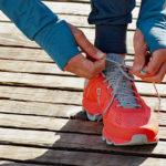 Knyta löparskorna – Löparsnörning