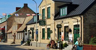 Trivas på Råå - Helsingborg