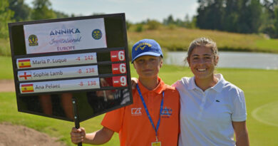 Annika Invitational Europe 2019