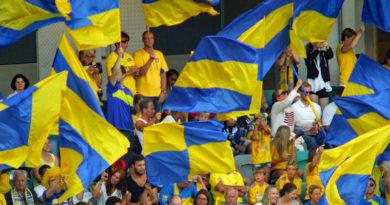 EM-kval U21 Sverige - Turkiet 11 september