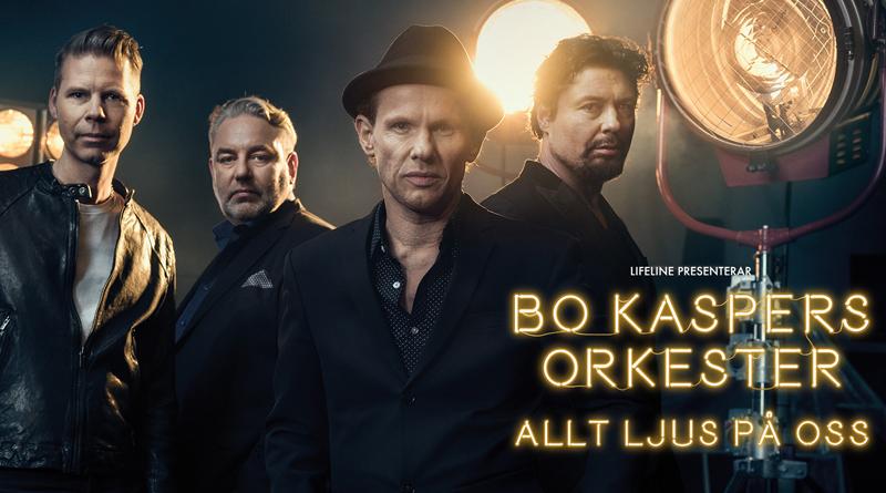 Bo Kaspers Orkester – 14 december