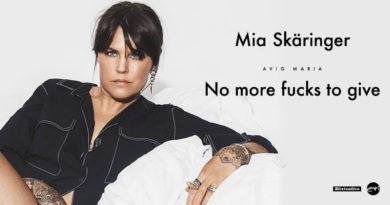 Mia Skäringer – 14 mars
