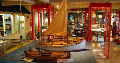 Råå museum för fiske och sjöfart - Helsingborg
