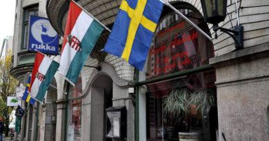 Restaurang Glada Änkan Helsingborg