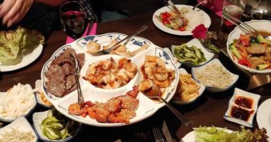 Restaurang Koreana - Helsingborg