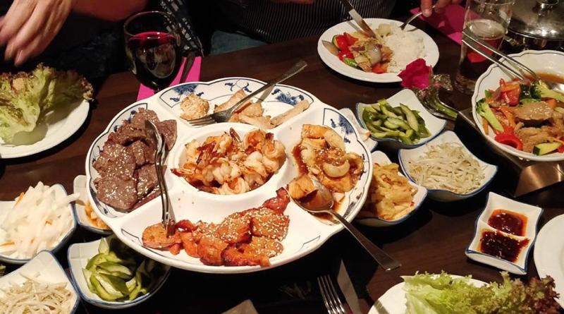 Restaurang Koreana – Helsingborg