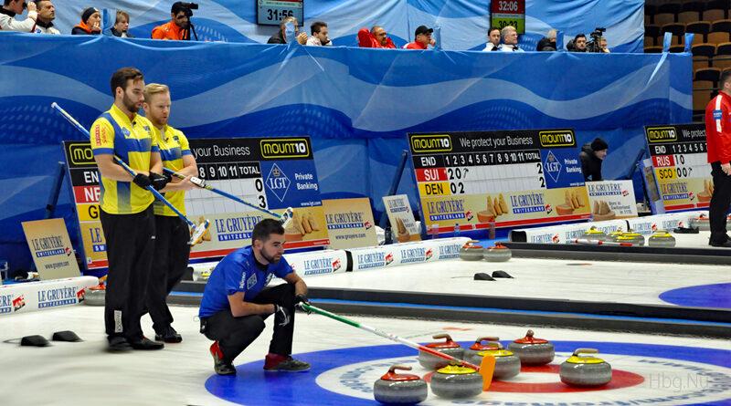 EM i curling – Helsingborg