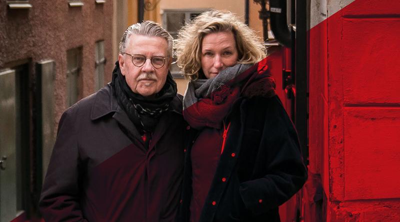Mikael Wiehe och Ebba Forsberg 1 december