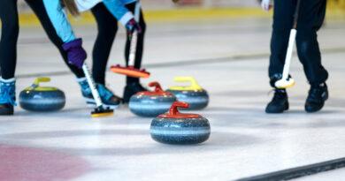 Prova på curling