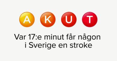 AKUT - upptäck en stroke
