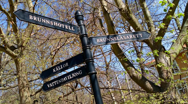 Ramlösa brunnspark – Helsingborg