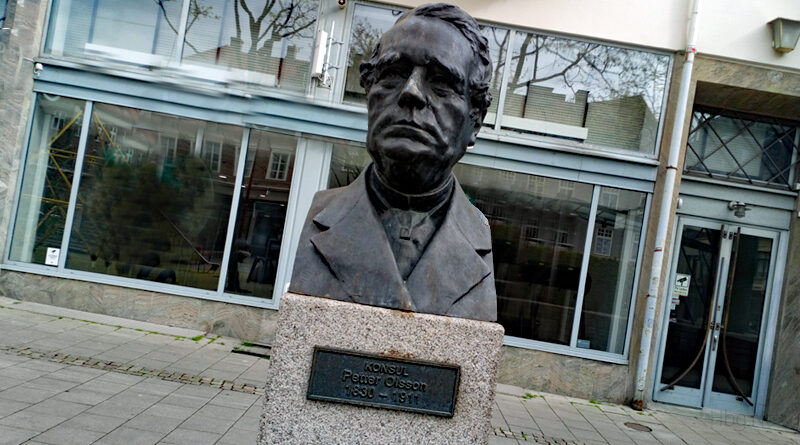 Konsul Olsson - Helsingborg