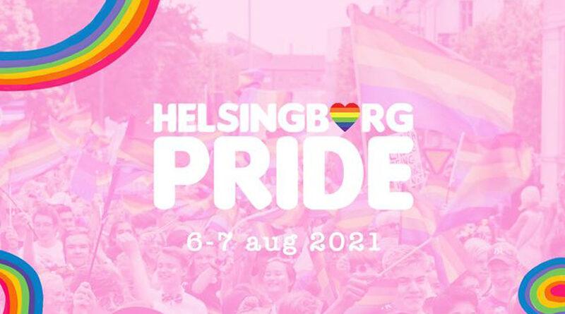 Helsingborg Pride 2021 - 6 augusti