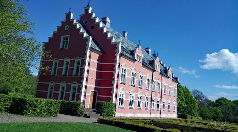 Pålsjö slott