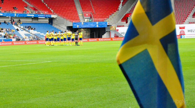 U21 EM-kval 9 juni 2022
